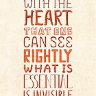 The Heart by Dinara May