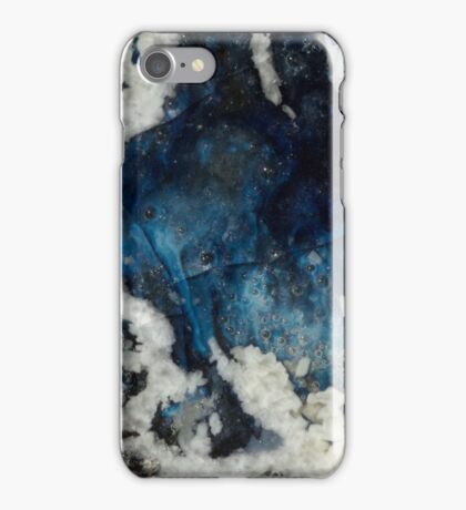 Ecume de verre C iPhone Case/Skin