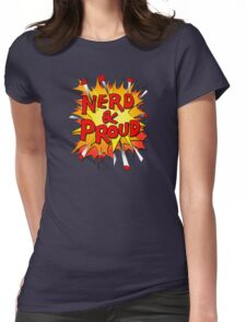Nerd and Proud T-Shirt