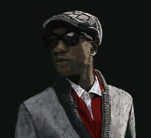 Aloe Blacc by jankoba
