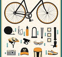 Bike gear by Dinara May