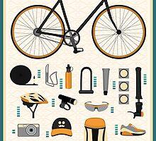 Bike gear by Dinara May