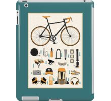 Bike gear iPad Case/Skin