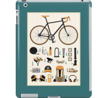 Bike gear iPad Case/Skin