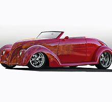 1938 Ford Roadster 'Studio' by DaveKoontz