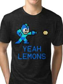 Yeah Lemons Tri-blend T-Shirt