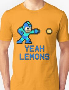 Yeah Lemons Unisex T-Shirt