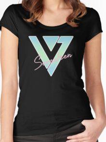 Seventeen Women's Fitted Scoop T-Shirt