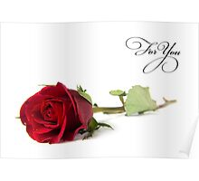 For You... Poster