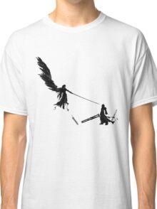Sephiroth vs Cloud GS Classic T-Shirt