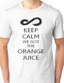 Infinite - KEEP CALM WE GOT THE ORANGE JUICE - Infinitize  Unisex T-Shirt