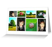 All in one day Greeting Card