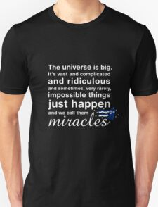 The Universe is Big T-Shirt