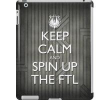 Battlestar Galactica - Bulkhead iPad Case/Skin