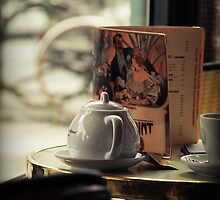 Cup of Tea? by Caroline Fournier