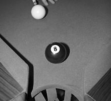 Eight Ball Corner Pocket by Paul Sturdivant