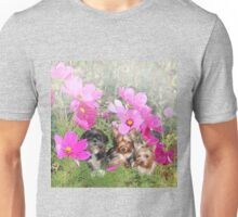 Day Out with the Flowers Unisex T-Shirt