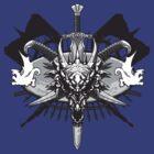 Dragon Hunting Badge by rollbiwan