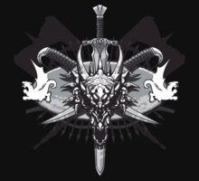 Dragon Hunting Badge One Piece - Short Sleeve