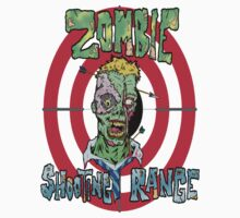 Zombie Shooting Range by Skree