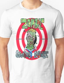Zombie Shooting Range T-Shirt