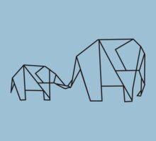 Origami Elephant by markus731