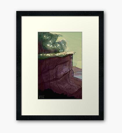 Green Environment   Framed Print