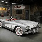 John Ward's 1958 Corvette by HoskingInd