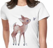 A Timid Friendship  Womens Fitted T-Shirt