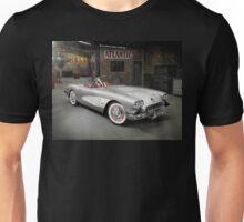 John Ward's 1958 Corvette Unisex T-Shirt
