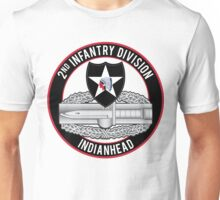2nd Infantry CAB Unisex T-Shirt