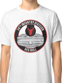 34th Infantry CAB Classic T-Shirt