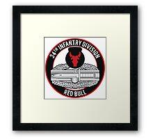 34th Infantry CAB Framed Print