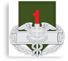 1st Infantry CFMB Canvas Print