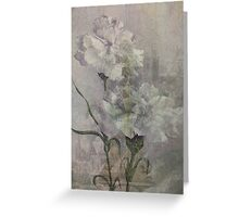 Castle Flowers Greeting Card