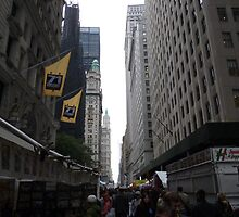 NYC Columbus Day Market by FangFeatures