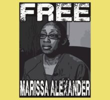 Free Marissa Alexander by boobs4victory