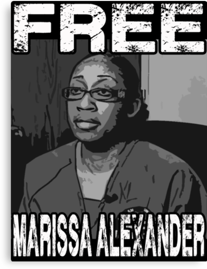 Free Marissa Alexander by boobs4victory