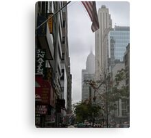 NYC Empire State Building Metal Print