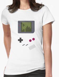 Nintendo Game Boy - Tetris Womens Fitted T-Shirt