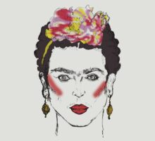 Frida Kahlo by Jessia