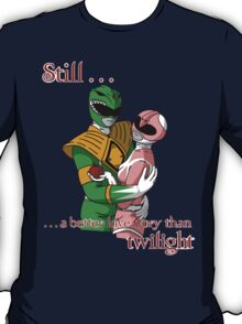 Twilight Rangers Green Ver. Shaded T-Shirt