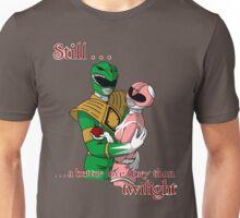 Twilight Rangers Green Ver. Shaded Unisex T-Shirt
