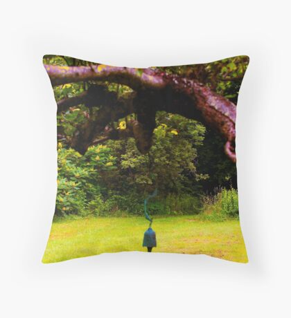Chime-in Throw Pillow
