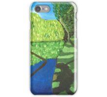Lawson Park by William Wiseman iPhone Case/Skin