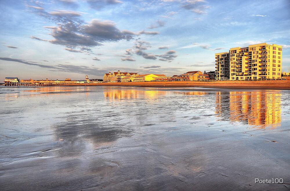 Ocean front resorts by Poete100
