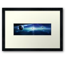 The Pulse Framed Print