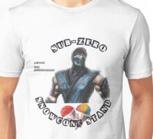 subzero snow cone stand Unisex T-Shirt