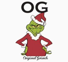 OG Original Grinch  One Piece - Long Sleeve