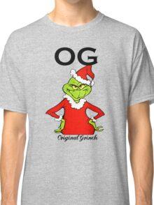 OG Original Grinch  Classic T-Shirt